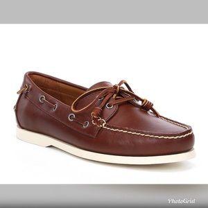 fcd0471973f7 Polo by Ralph Lauren Shoes - Polo Ralph Lauren Merton leather boat shoe